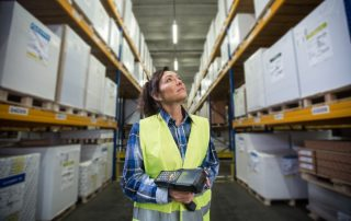 a Growing Logistics & Warehousing Business