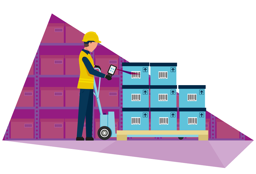 Pick orders faster, easier and more accurately