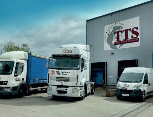Telford Transport takes on ProSKU WMS